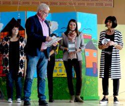 Grundschule Braumarais errhält Gütesiegel