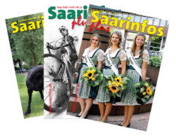 Werbepartner gesucht für Saarinfos und Saarinfos Plus