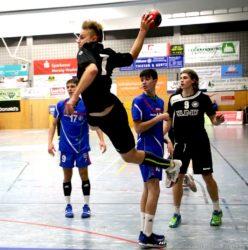 Internationales Handball Tunier mit Jugens A Nationalmannschaften