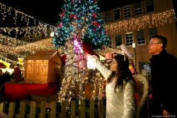 Merziger Weihnachtsmarkt eröffnet