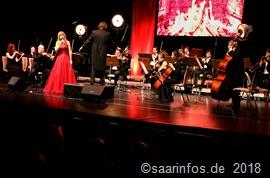 Weihnachtskonzert mit Deborah Sasson