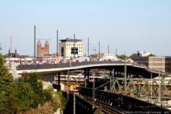 Kienlesbergbrücke in Ulm