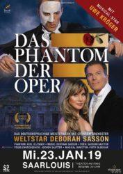 Phantom der Oper in Saarlouis