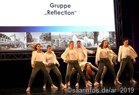 Mehrere Tanzgruppen sorgten für den unterhaltsamen Teil