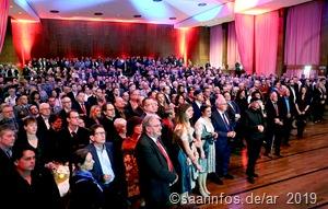 zahlreiche Besucher waren von der unterhaltsamen Veranstaltung begeistert