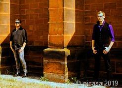 """Das Duo """"Egmont"""" Foto: Francois Carentz"""