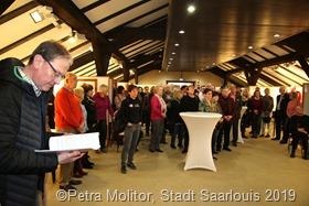 Bei der Eöffnung der Sonderausstellung Maréchal Michel Ney