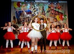 GKG Fraulautern - Schautanz Junioren süsse Liebe