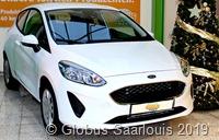 Der Hauptpreis, ein Ford Fiesta