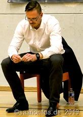 Enttäuschung pur bei Chefcoach Ondrej Sykora