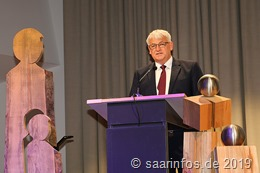 Oberbürgermeister Peter Demmer bei seiner Festansprache
