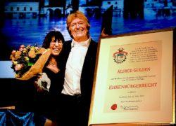 Alfred Gulden wurde Saarlouiser Ehrenbürger