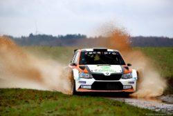 Saarland-Pfalz Rallye war Auftakt zur Deutschen RallyeMeisterschaft 2019