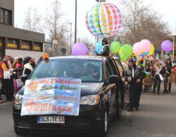 Tollkühne Ballonfahrer