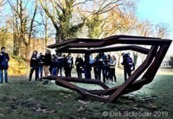 Robert-Schad: Parcours de sculptures