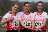 Frauen-Team des LCR unterbot DM Norm um 16 Sekunden