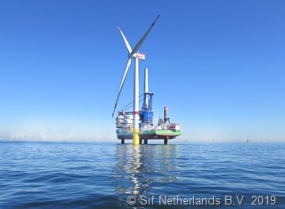 Offshore-Windpark Rentel© Sif Netherlands B.V. b