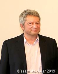 Laudator Dr. Roland Augustin
