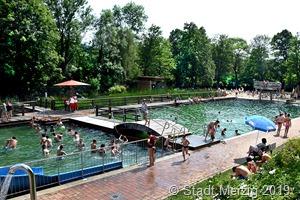 Naturbad Heilborn in Merzig ist ab Samstag (18.05.19) wieder geöffnet