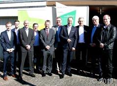 Eröffnung Haltestelle Route der Energie Saarlouis Fraulautern