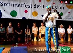 Sommerfest der Inklusion mit buntem Programm