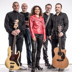 U'N'I ist eine Band aus DRancy, dder französischen Partnerstadt von Eisenhüttenstadt sie präsentiert französische und englische Texte von Rock bis Folk