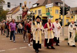 San Paolino Prozession
