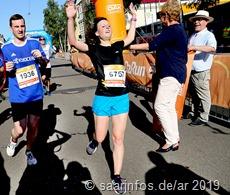 Siegerin bei den Damen wurde Ann Kathrin Jülch,