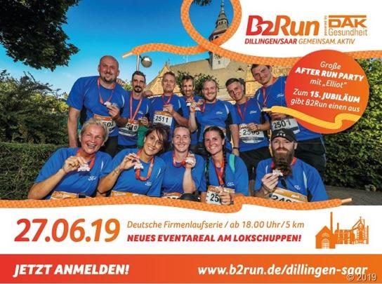 B2Run Dillingen 2019