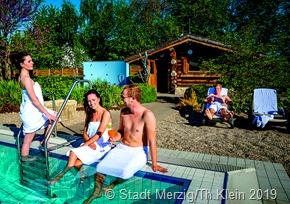 Saunagarten b