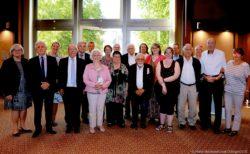Ehrung langjähriger Stadtratsmitglieder