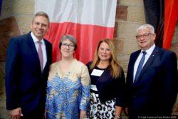 Französischer Nationalfeiertag: Empfang auf der Vaubaninsel Saarlouis