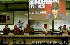 Bei der Pressekonferenz