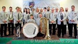 Musilkverein Merchimgen Orchester