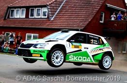 Fabian Kreim belegte Rang zwei in Sulingen