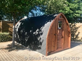 Neue Iglu-Sauna im Außenbereich        IMG_0211 b