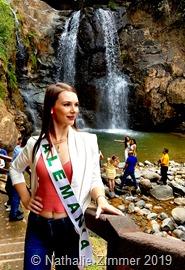 Schöne Landschaften in der Provinz El Oro
