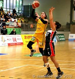 Jessica Kovatch zeigte ein ganz starkes Spiel