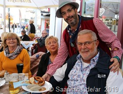 Oktoberfest  bei Linn's