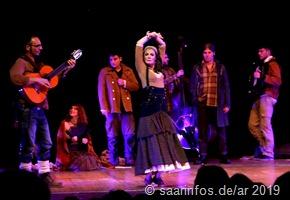 Ein feuriger Flamenco