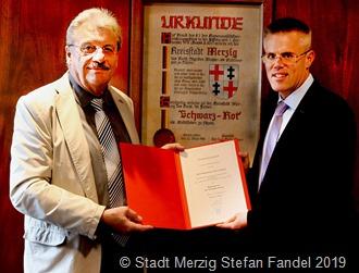 Ernennung zweite Amtszeit  Marcus Hoffeld