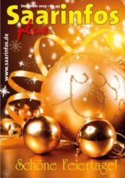Saarinfos Plus - Ausgabe Dezember 2019 Titelbild