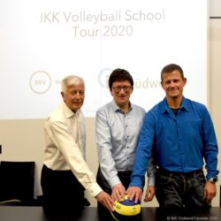 IKK Volleyball School Tour 2020 gestartet