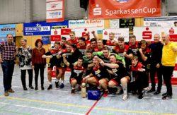 Sieg für die deutsche U 19