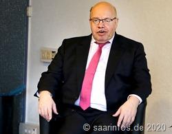 4959 Bundeswirtschaftsminister Peter Altmaier
