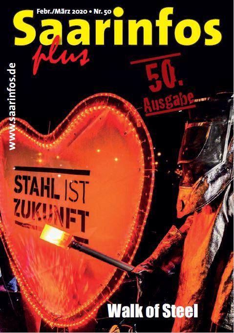 Saarinfos Plus - Ausgabe 50 - Februar März 2020