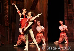 """Die Ballettaufführung """"Coppelia"""" ist für Dezember geplant. Foto: Art-Stage"""