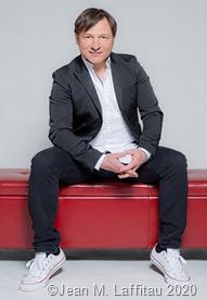 Andreas Nagel gibt drei Konzerte der besonderen Art.