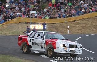 Eifel Rallye 2019