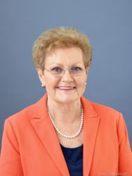 Ministerin Monika Bachmann